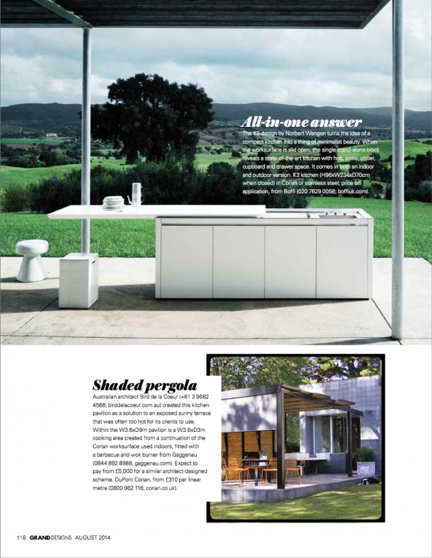 Grand designs single page