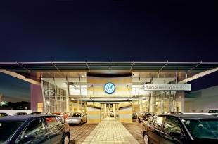 Volkswagen Showroom