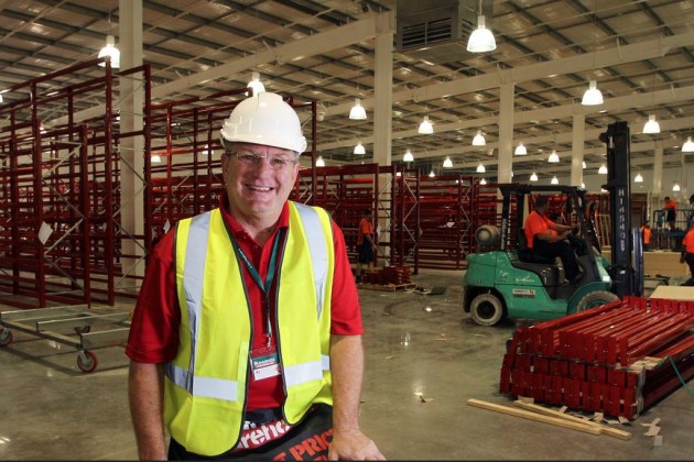 Bunnings Warehouses and Store Development Brief