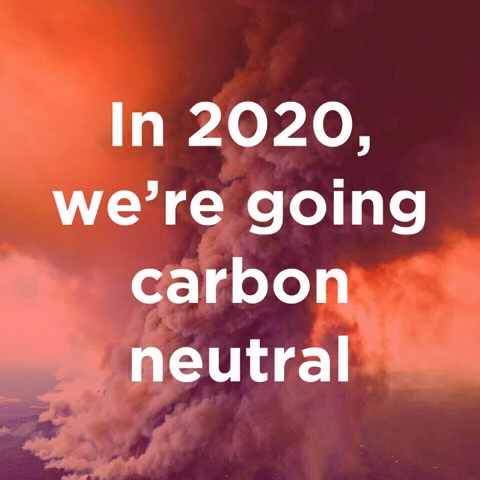 2020 carbon neutral