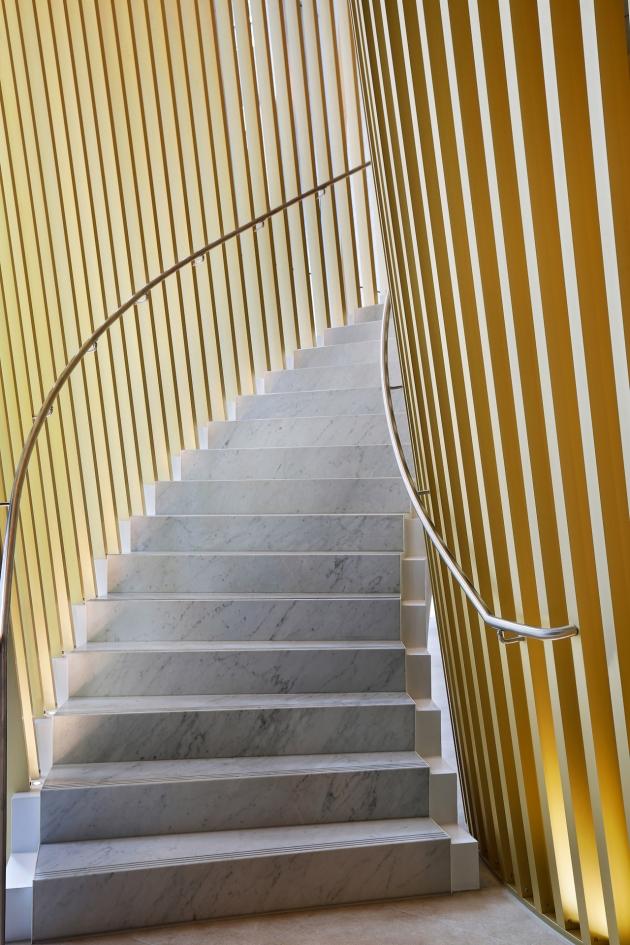 9 stair detail